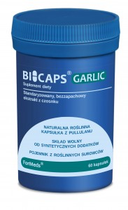 BICAPS Garlic 60kaps.