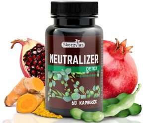 Neutralizer - DETOX 60kaps.