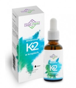 Witamina K2 w kroplach 30ml